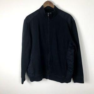 Calvin Klein Blue Zip Jacket XL
